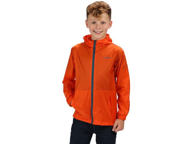 Regatta Pack It III Jas Kinderen, blaze orange